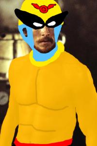 Christian Bale Bird Man!